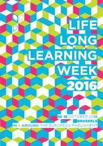 Life Long Learning week 2016