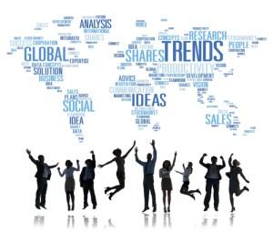 Trends wordcloud