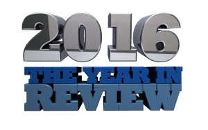 2016 - The year in review