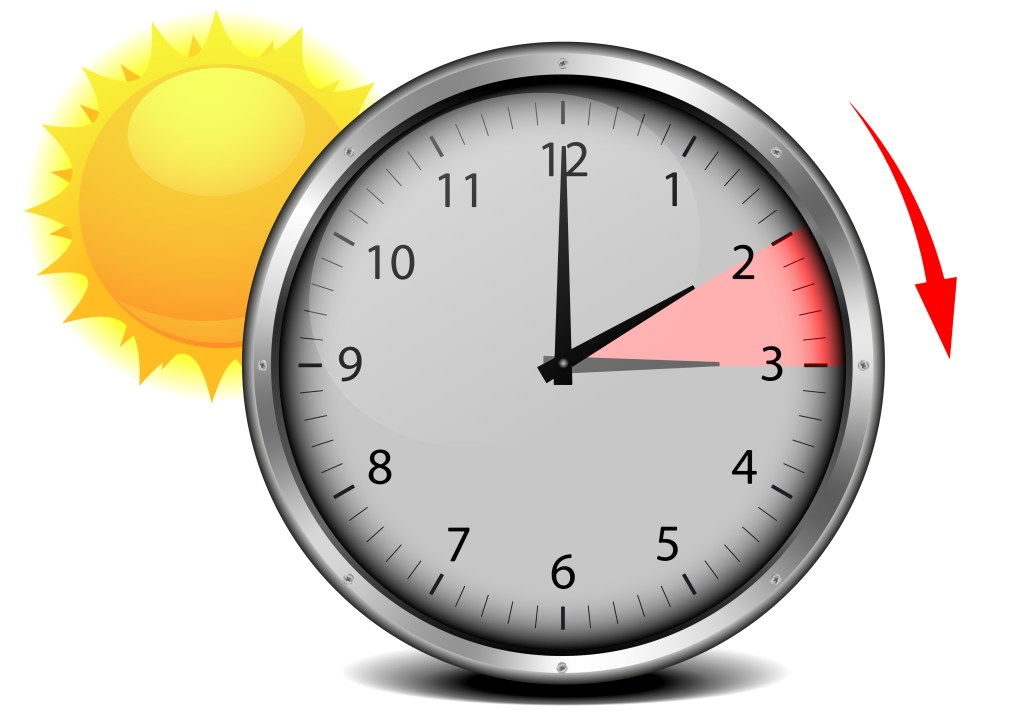 Summertime: changing of the clocks, but why?