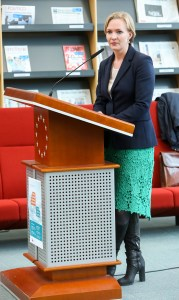 Marietje Schaake (ALDE, The Netherlands)