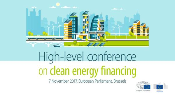 High Level conference on Clean Energy Financing