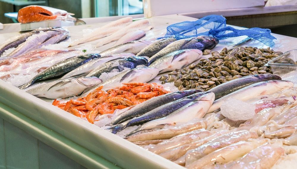 Fish labelling for consumers