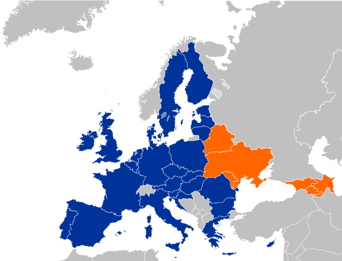 The EU's Eastern Partnership [What Think Tanks are thinking]