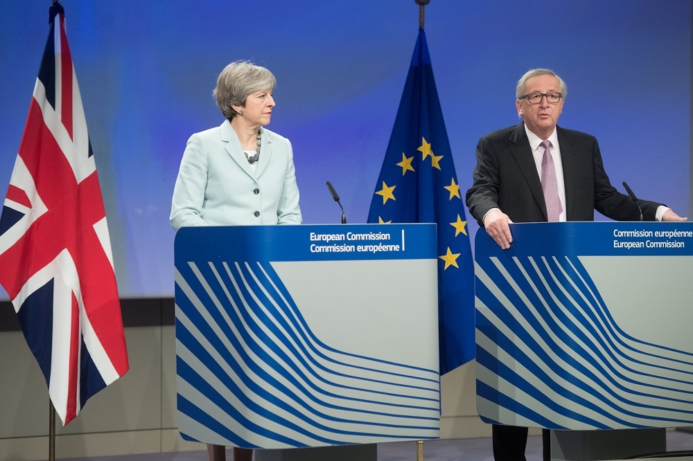The Brexit process: Moving to the second phase of negotiations