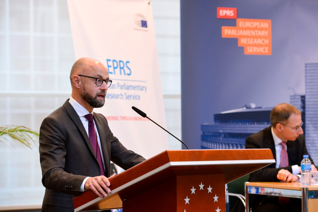 EPRS Event: Economic and Budgetary Outlook for the European Union 2018