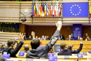 Plenary session - Week 09 2018 in Brussels -