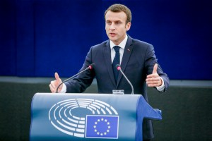 Debate with the President of the French Republic on the Future of Europe