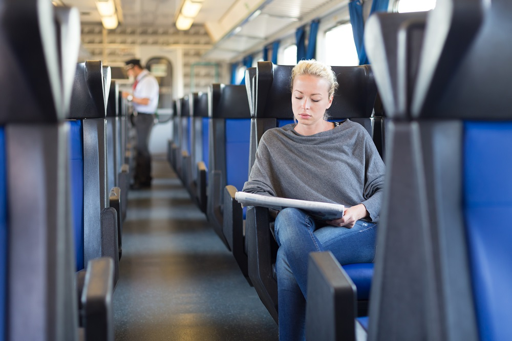 Rail passengers [What Europe does for you]