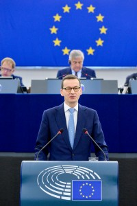 Plenary session - Debate on the Future of Europe with the Polish Prime Minister