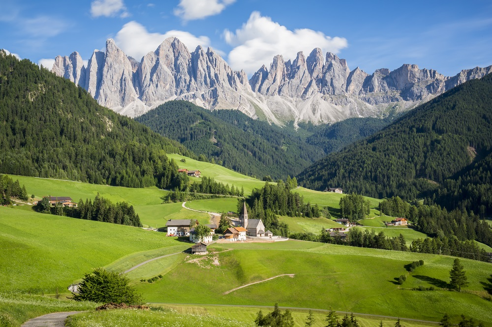 People living in mountainous regions [What Europe does for you]