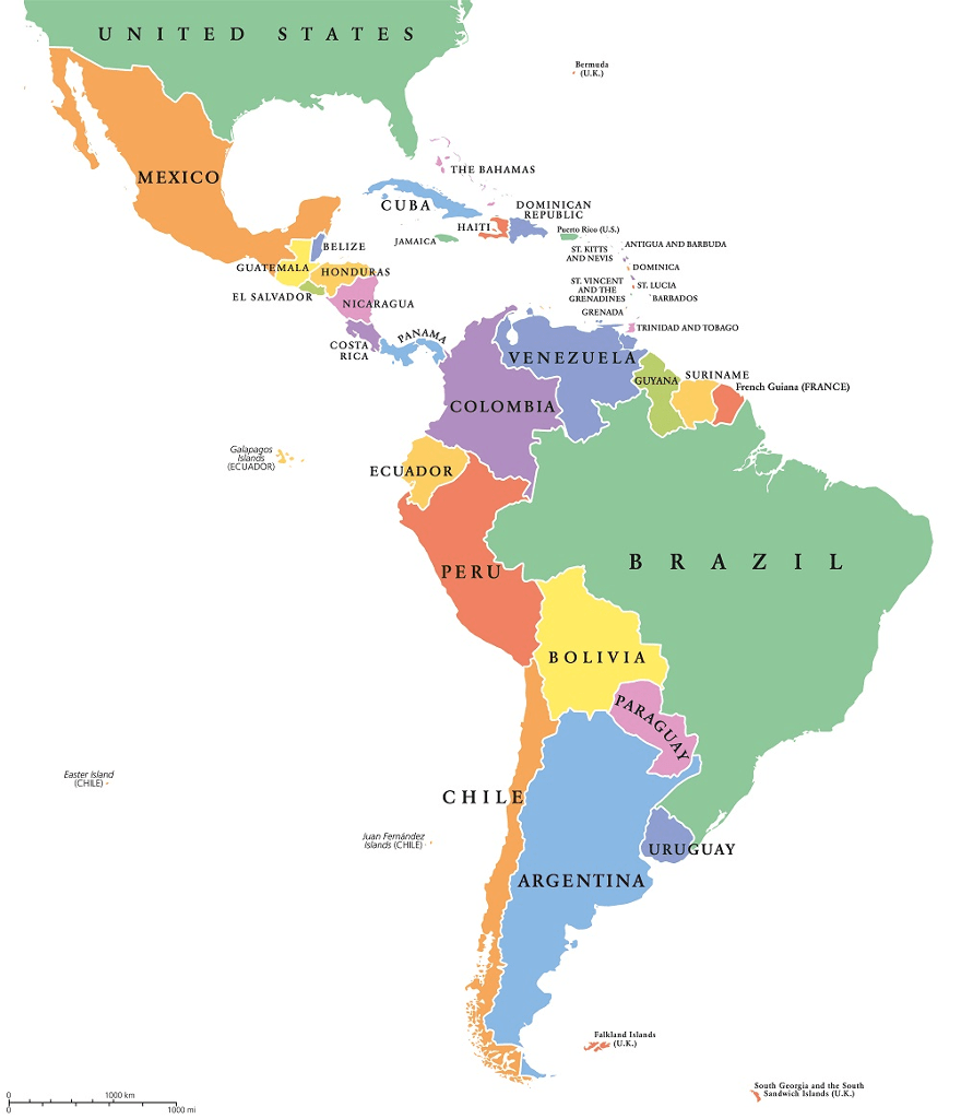 EU trade with Latin America and the Caribbean: Overview and figures