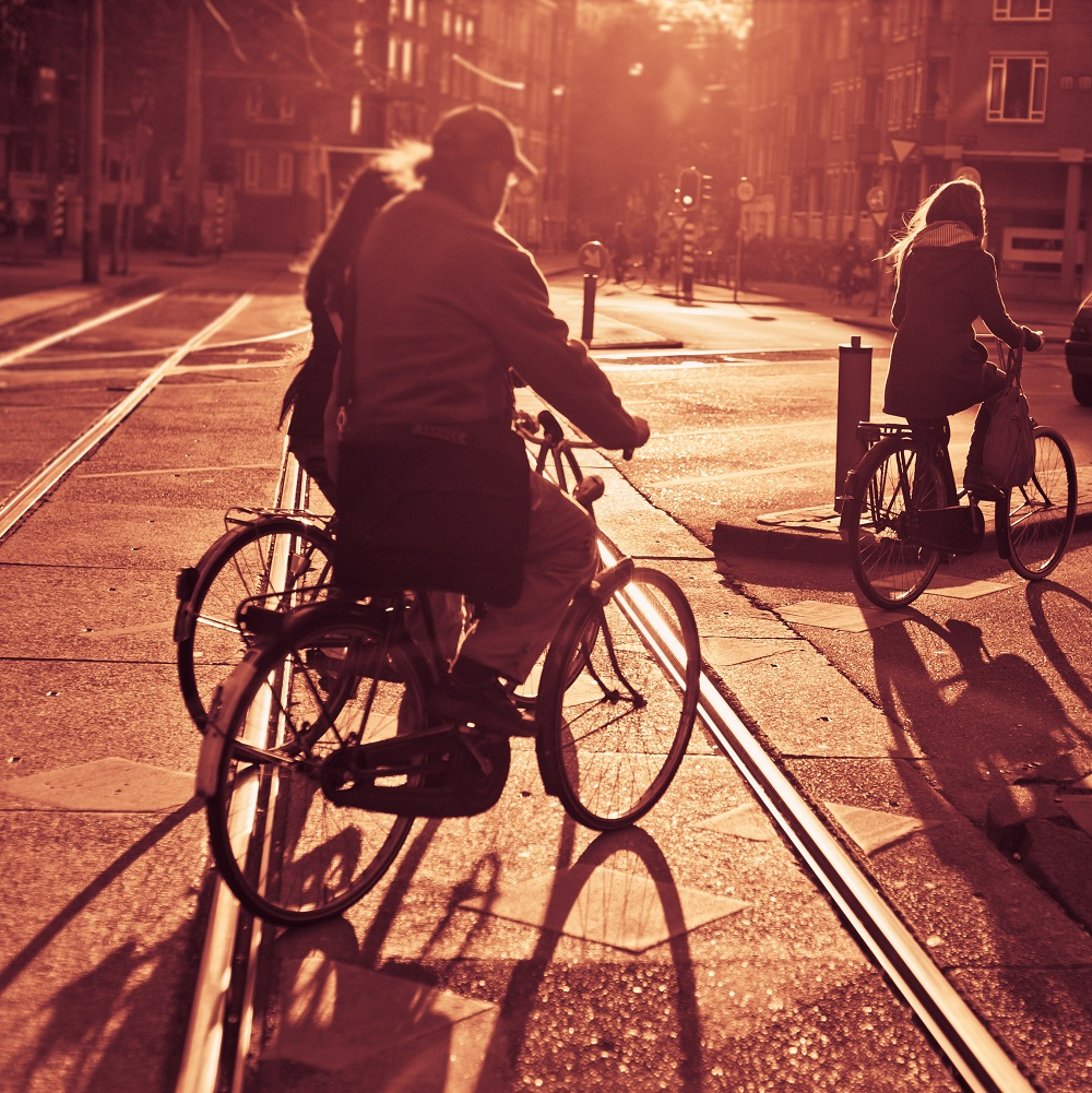 Cyclists [What Europe does for you]