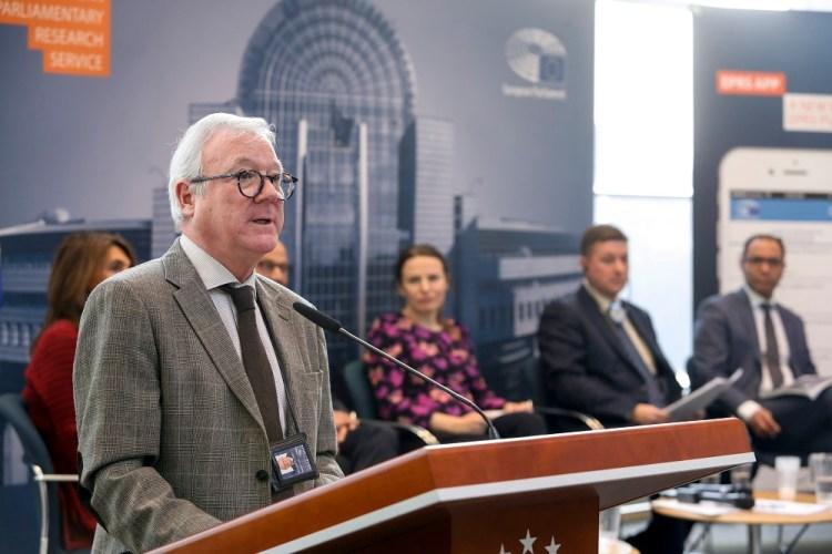 Vice-President of the European Parliament Ramón Luis Valcárcel Siso (EPP, Spain)