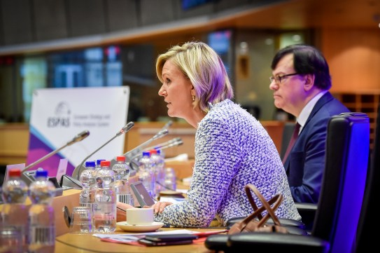 ESPAS 2018: Welcoming remarks