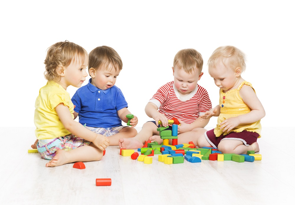 Pre-school children [What Europe does for you]