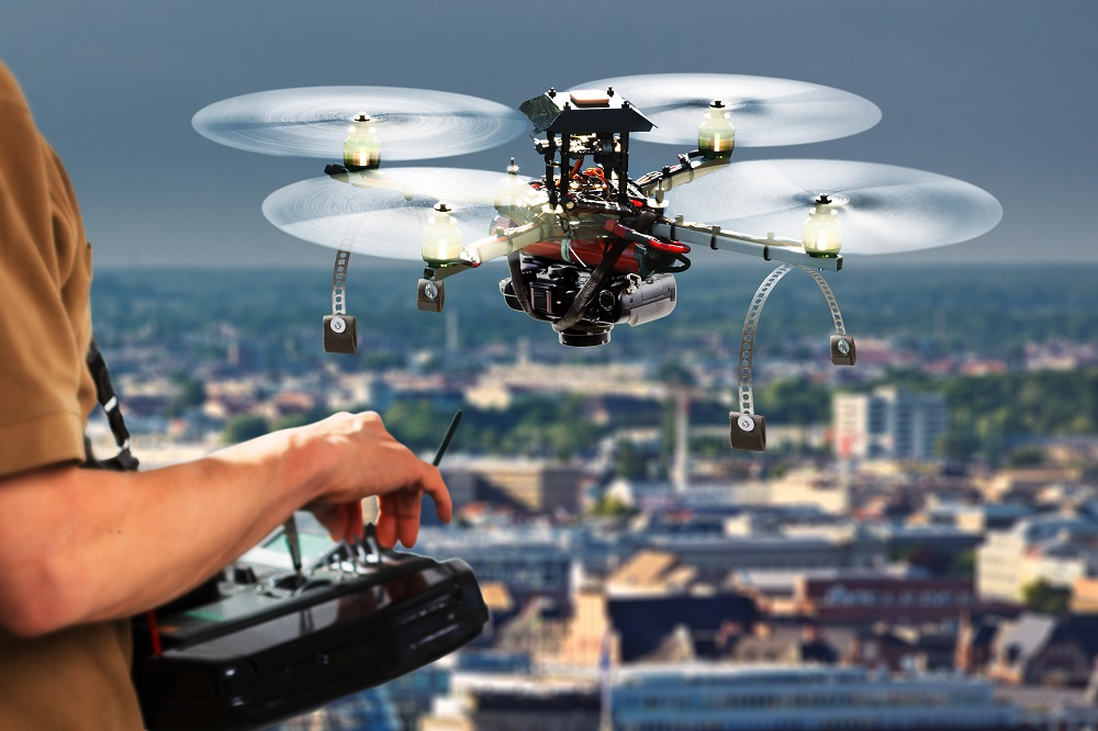Drone users [What Europe does for you]