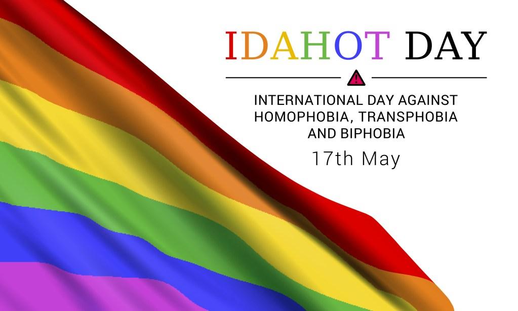 Marking International Day against Homophobia, Transphobia and Biphobia