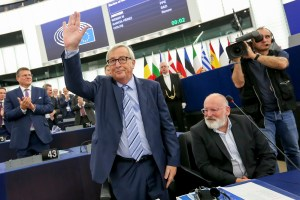 Plenary session - Statement by the President of the Commission - Review of the Juncker Commission
