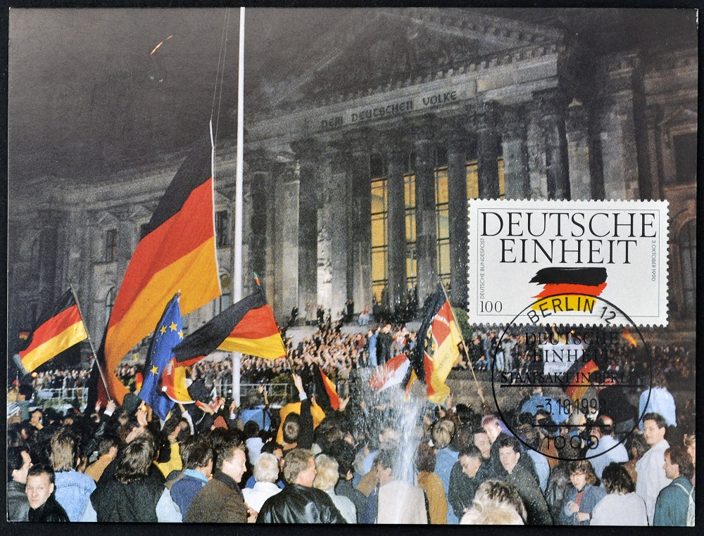 European Parliament and the path to German reunification