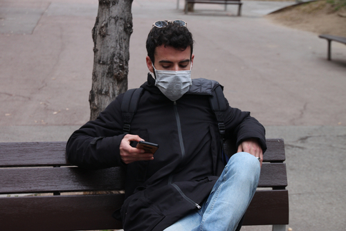 What if smartphones could help contain Covid-19?