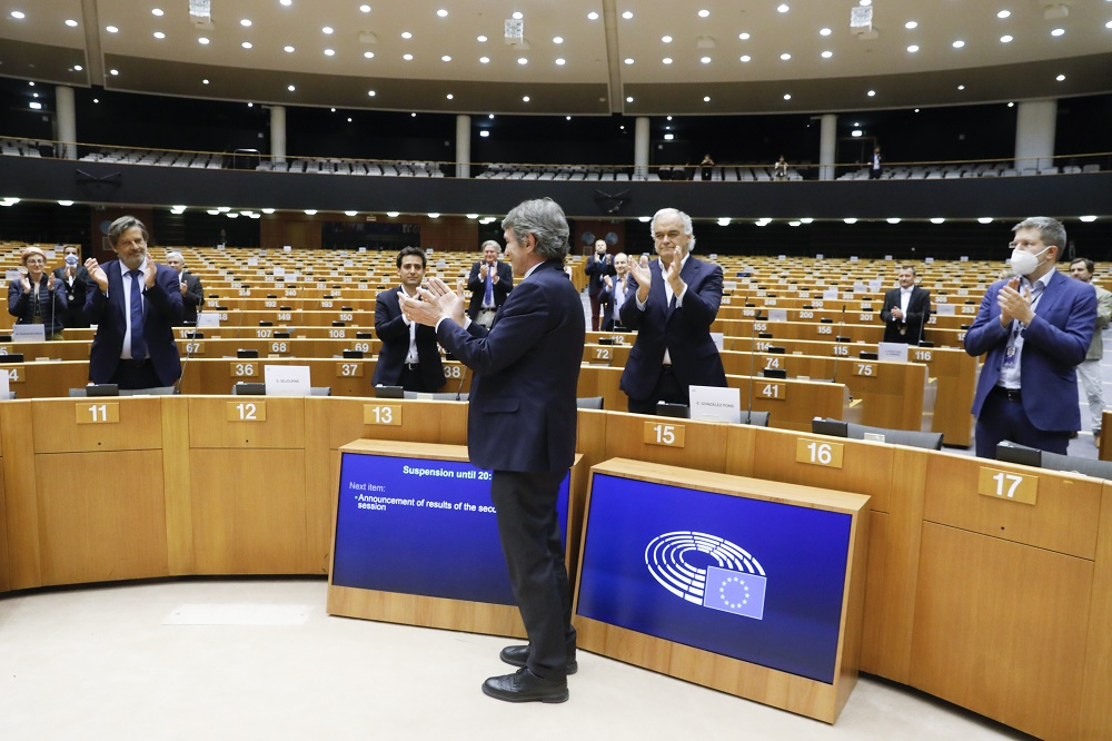 Plenary round-up – Brussels, April 2020