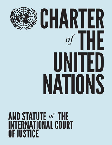 75 years since the signature of the United Nations Charter