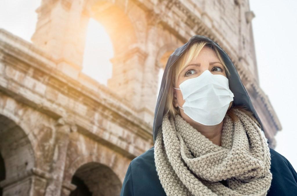 EU tourism sector during the coronavirus crisis