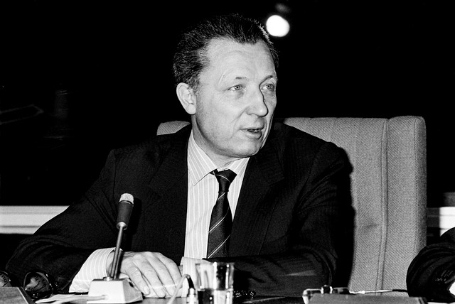 Jacques Delors: Architect of the modern European Union