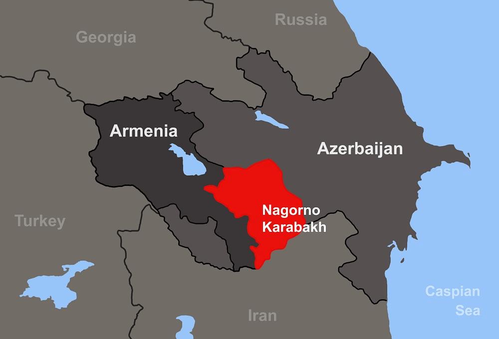 Armenia and Azerbaijan on the brink of war