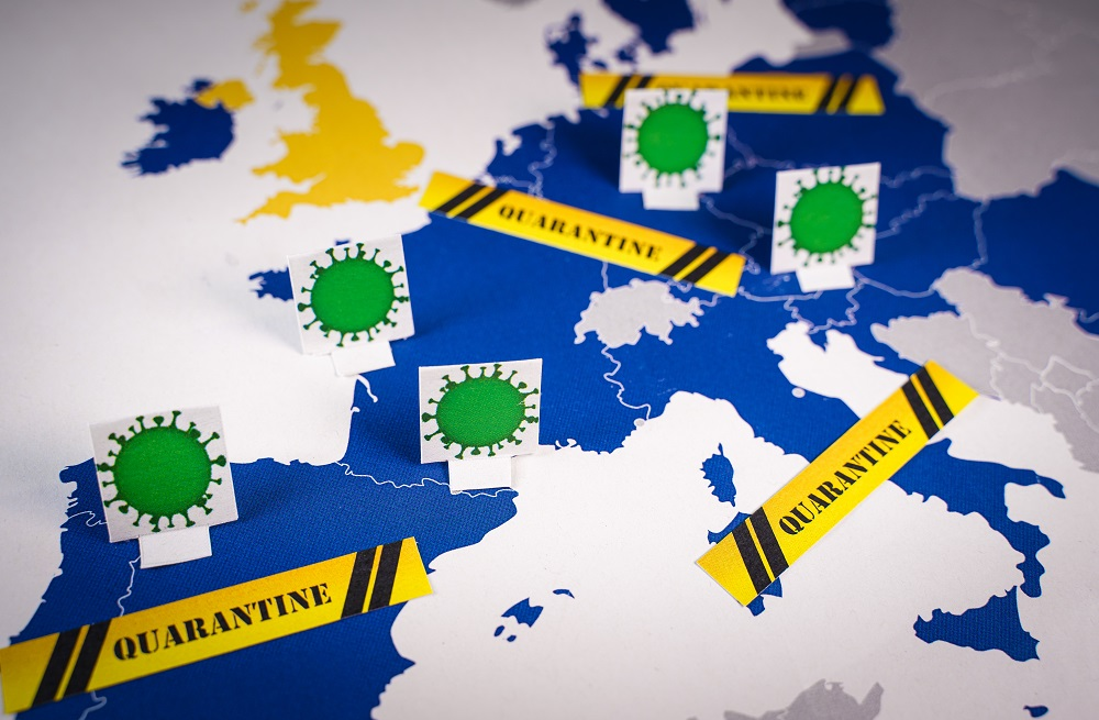 Towards a common EU approach to lifting coronavirus-related restrictions on freedom of movement