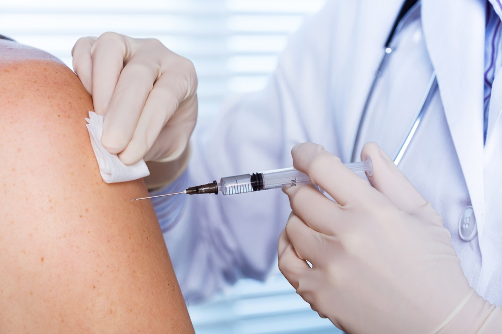 What measures is the European Parliament taking to tackle vaccine hesitancy in Europe?