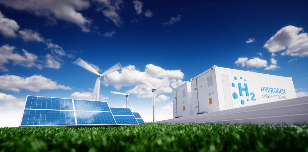 EU hydrogen policy: Hydrogen as an energy carrier for a climate-neutral economy