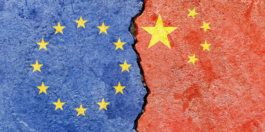 Chinese counter-sanctions on EU targets