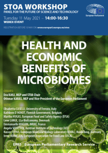health and economic benefits of microbiomes