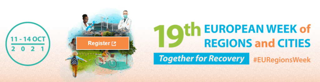 Together for recovery: European Week of Regions and Cities