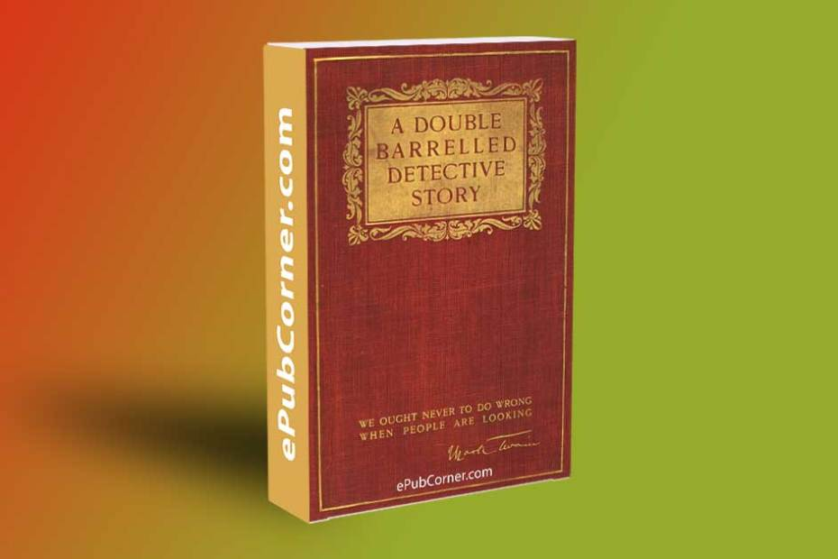 A Double Barrelled Detective Story ePub download free