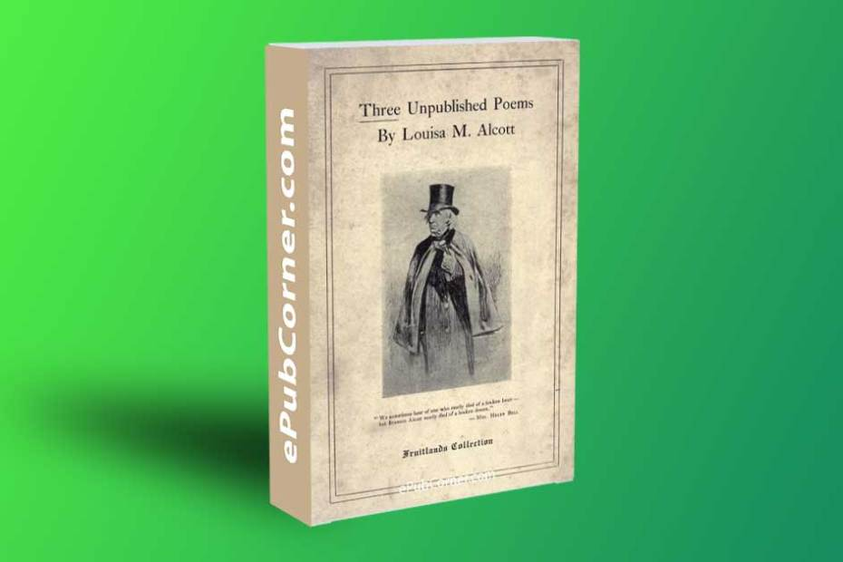Three Unpublished Poems ePub download