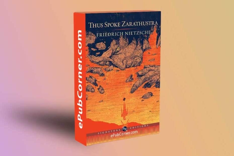 Thus Spoke Zarathustra ebook epub pdf download