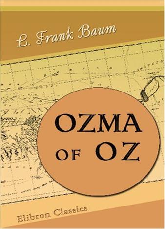 Ozma of Oz by L. Frank Baum