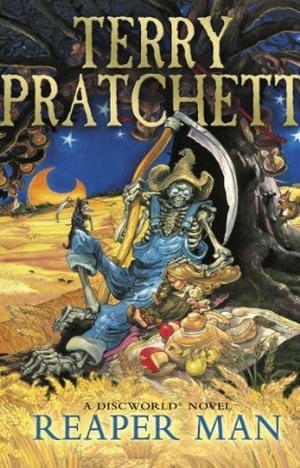 Reaper Man (Discworld Novel 11) by Terry Pratchett