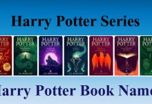 Photo of Download Harry Potter 1 to 7 Books PDF By J K Rowlings