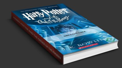 Photo of Harry Potter and the Order of the Phoenix Pdf Book by JK Rowling