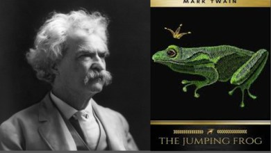 Photo of Download Jumping Frog pdf book by American writer Mark Twain