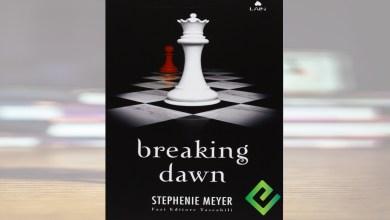 Photo of Breaking Dawn book [PDF] twilight series
