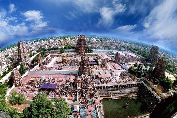 Image result for Madurai Meenakshi Amman temple