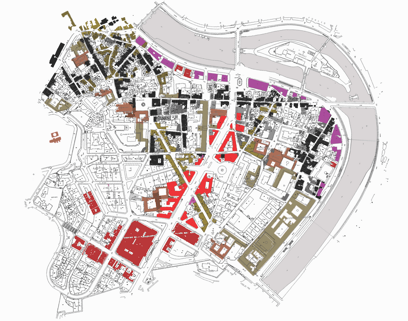URBAN MORPHOLOGY APPROACHES-BRIEFING PAPERS