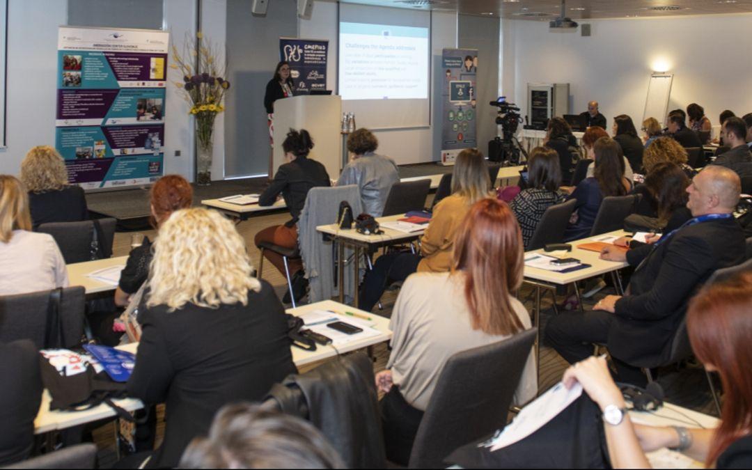 Regijska konferenca EPALE in EPUO – stičišče vsebin in orodij