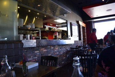 red mountain bistro kitchen