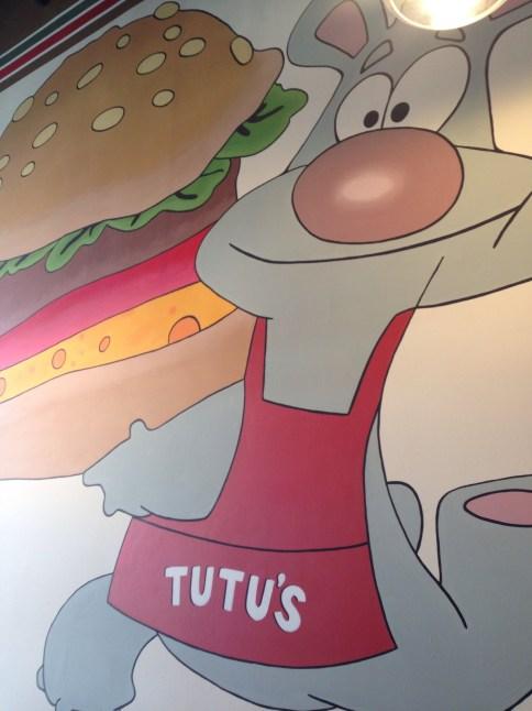Tutu's mascot